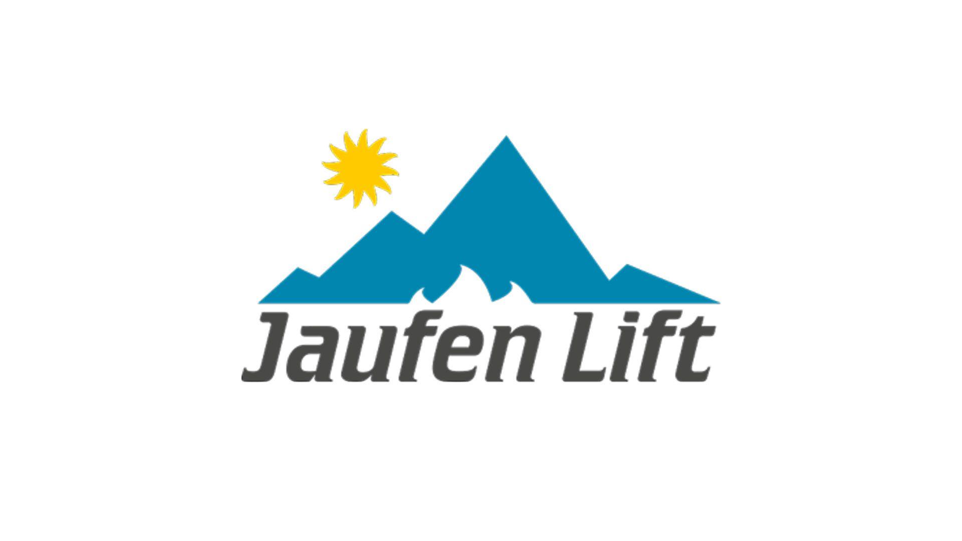 Jaufen Lift Logo
