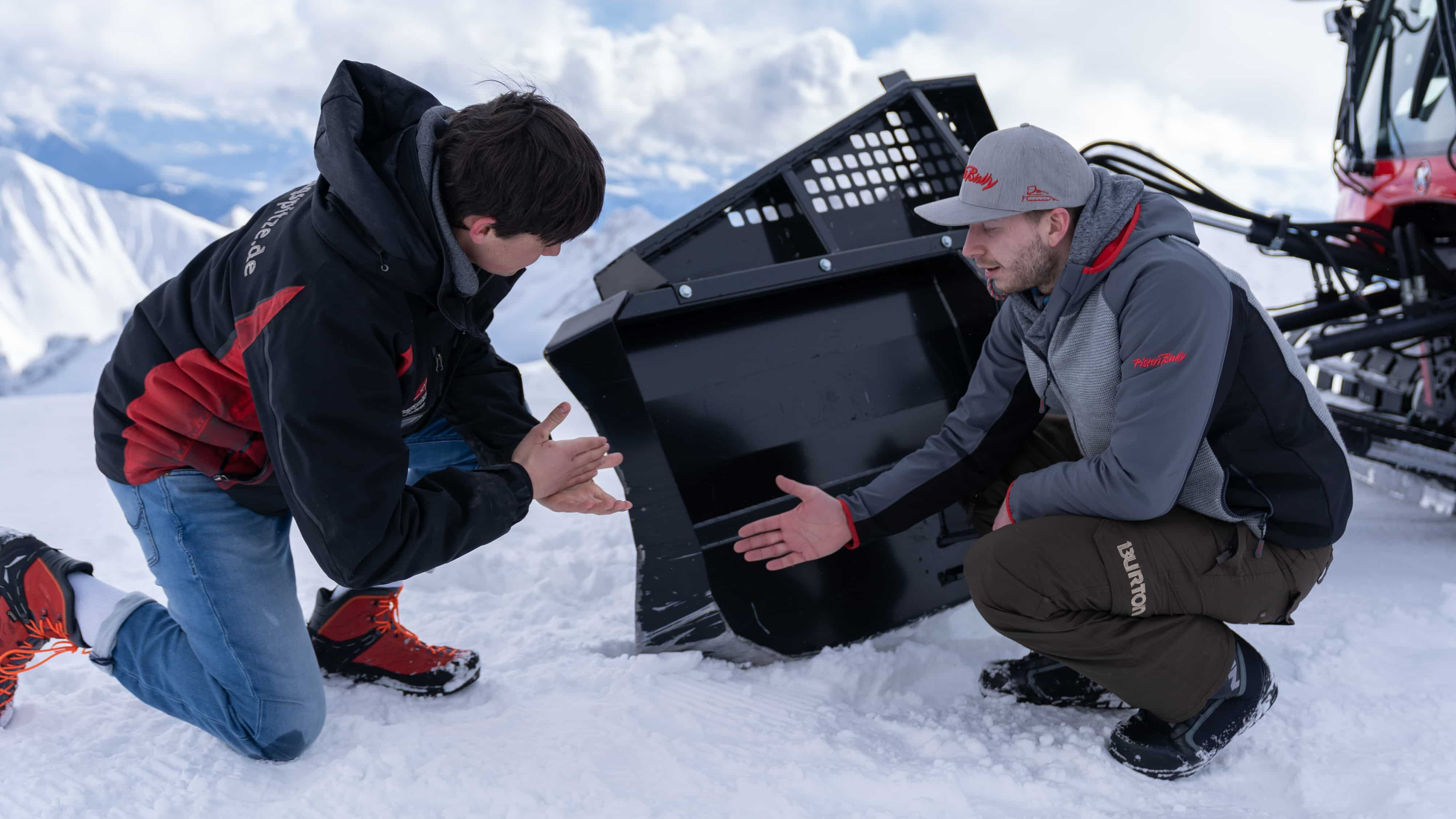 PRO ACADEMY Schulug im Skigebiet