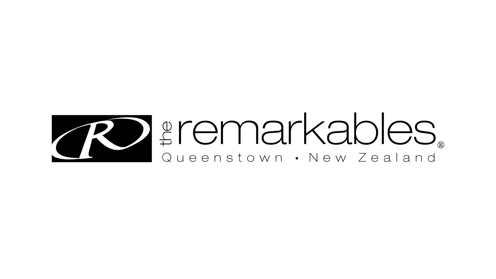 The Remarkables Logo