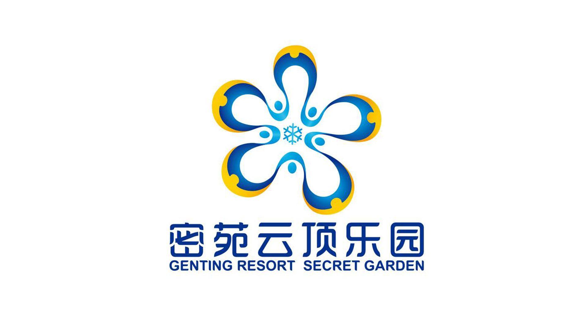 Genting Resort Secret Garden logo